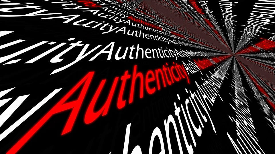 THE ART OF AUTHENTICITY – JOAN E. CHILDS