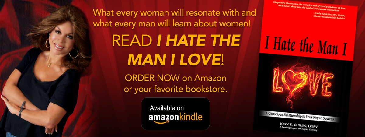 What every woman will resonate with and what every man will learn about women! READ I HATE THE MAN I LOVE! Order now on Amazon or your favorite bookstore. E- book Available Now.