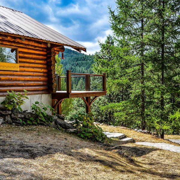The Cabin in the Glen