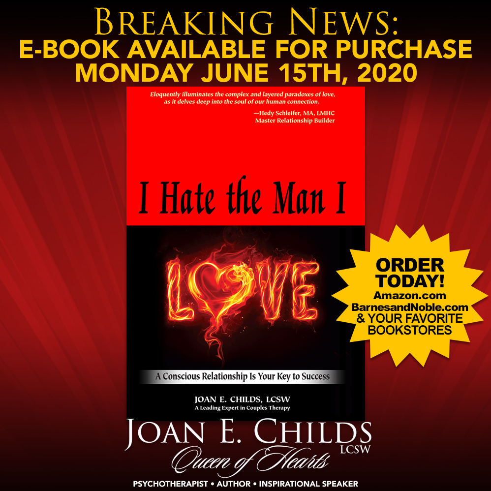 I Hate the Man I Love - Released as an e-Book